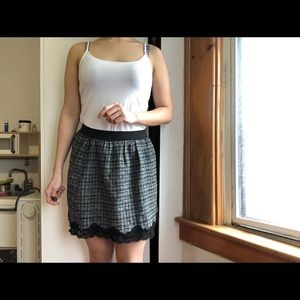 Dresses & Skirts - Pattern mini skirt